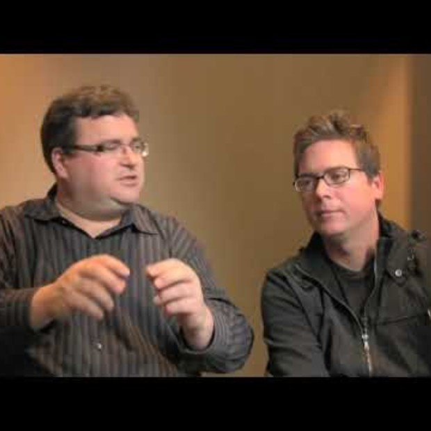 "Reid Hoffman and Biz Stone talk ""Twitter #in"""