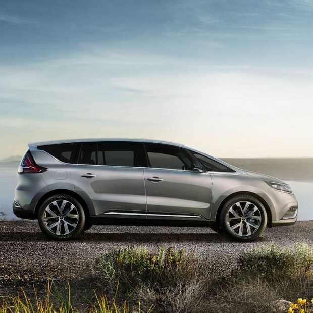 Renault presenteert de nieuwe Renault Espace