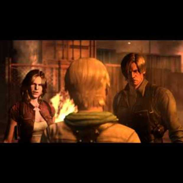 Resident Evil 6 E3 trailer
