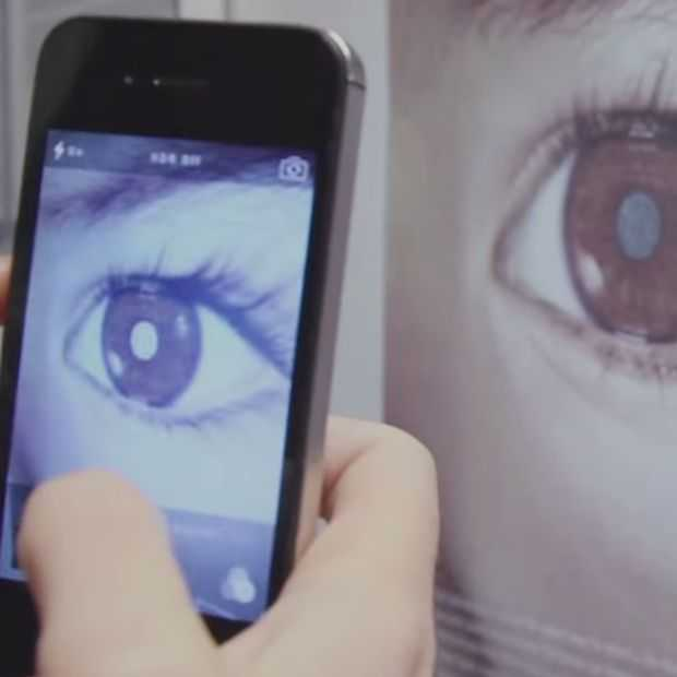 Camera's van smartphones kunnen oogkanker bij kleine kinderen ontdekken