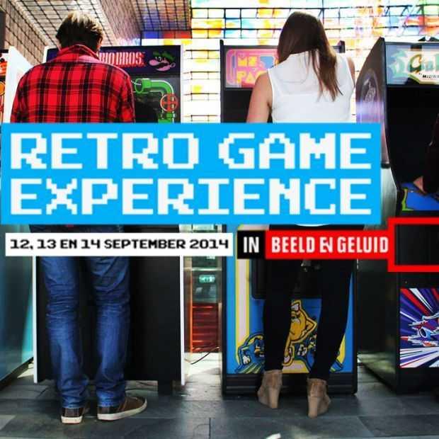 De Retro Game Experience op herhaling