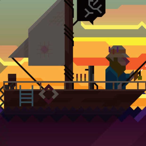 Ridiculous Fishing: zo kun je ook iOS games maken