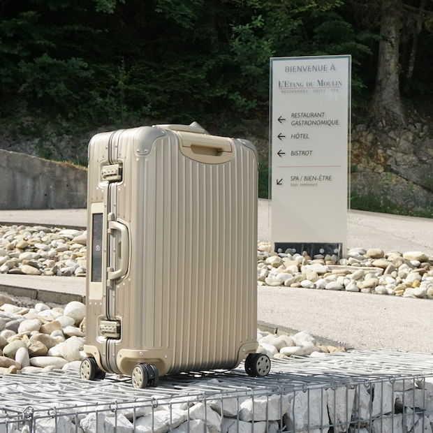 Nu ook je bagage digitaal inchecken!