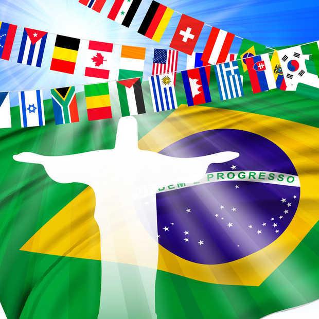 Pas op met hashtags als #Rio2016 en het delen van content vanaf het Olympic-account!