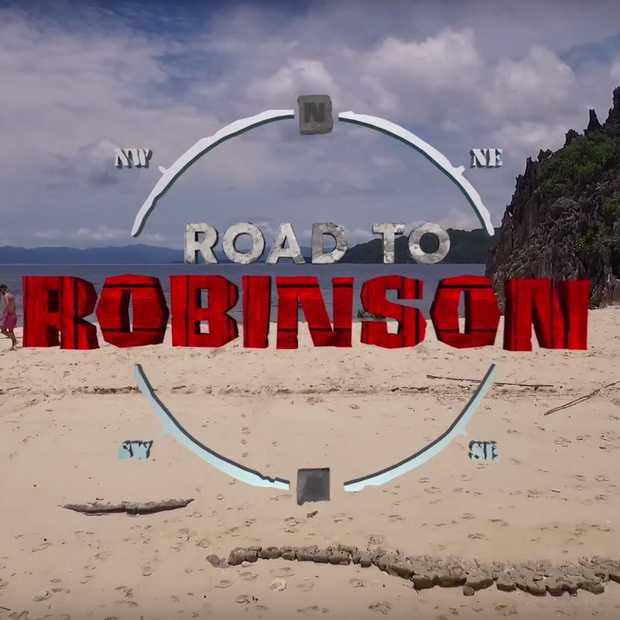 Online versie van Expeditie Robinson: Road to Robinson