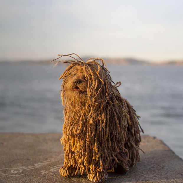 Soshee, jouw social media robot-hond, doet kunstjes voor likes
