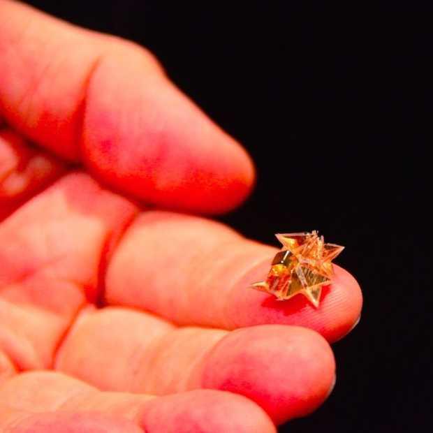 Robot Origami, dit is de slimste robot ter wereld