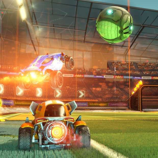 Rocket League: He shoots, he scores