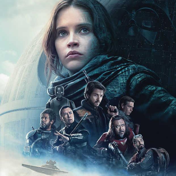 Rogue One: a Star Wars Story succesvol aan de kassa én bij fans
