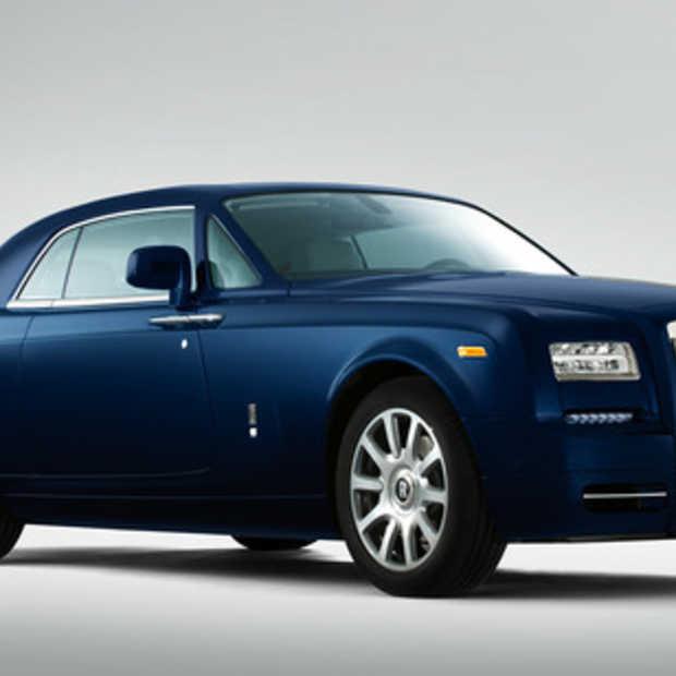 Rolls-Royce deed goede zaken in 2012