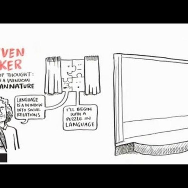 Animated Presentation On Human Language And Communication