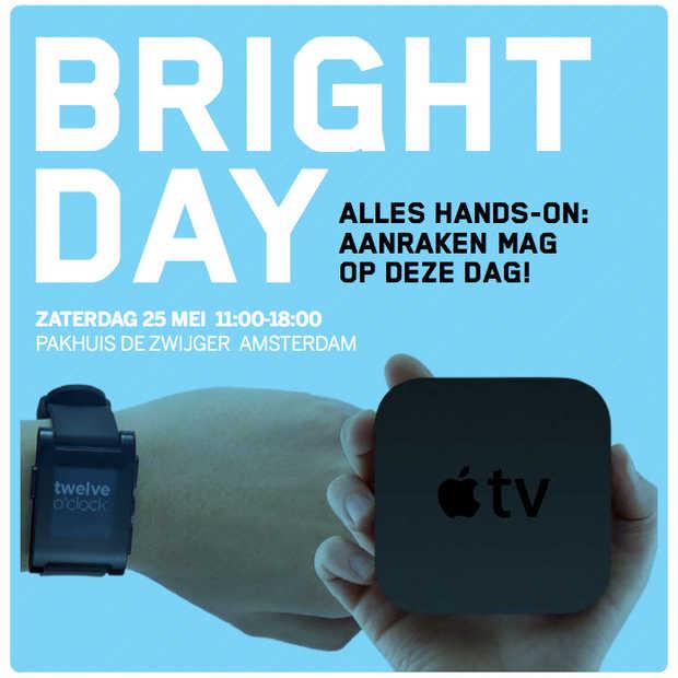 RT dit bericht en maak kans op 4x2 kaarten voor Bright Day (25 mei) #RTfun