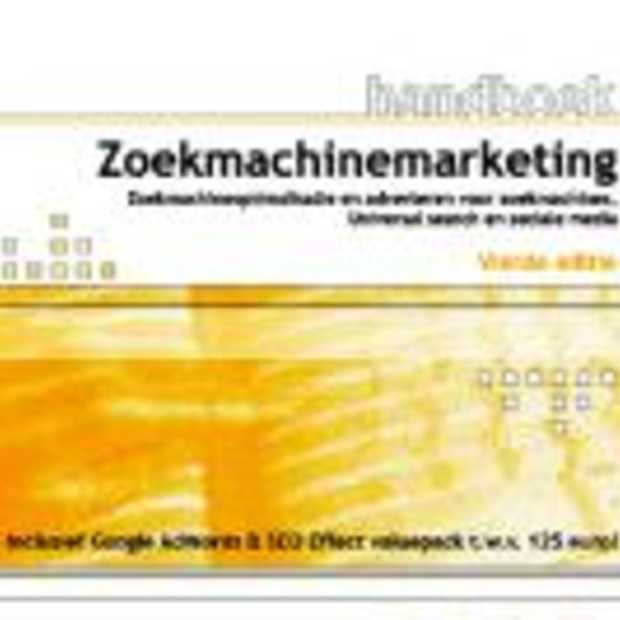 #RTfun: Kans op 10x het Handboek Zoekmachine marketing, 4e druk