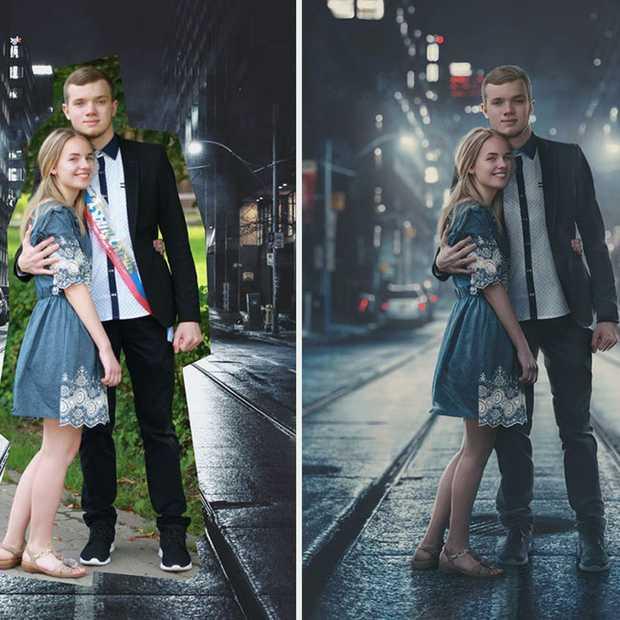 Deze Rus heeft meesterlijke Photoshop-skills