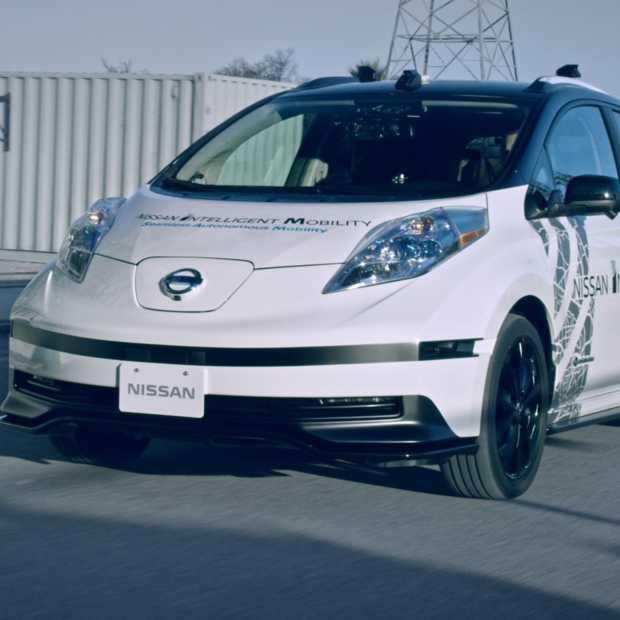 CES 2017: Nissan wil auto's menselijk gedrag aanleren