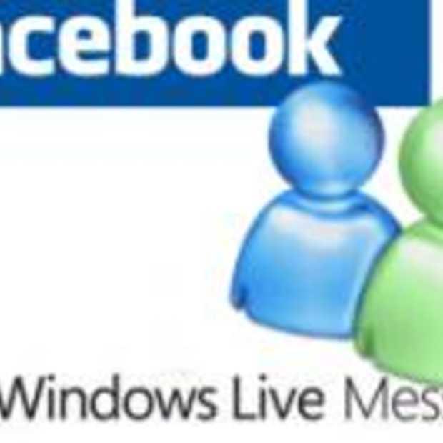 Samenwerking tussen Microsoft en sociale netwerken
