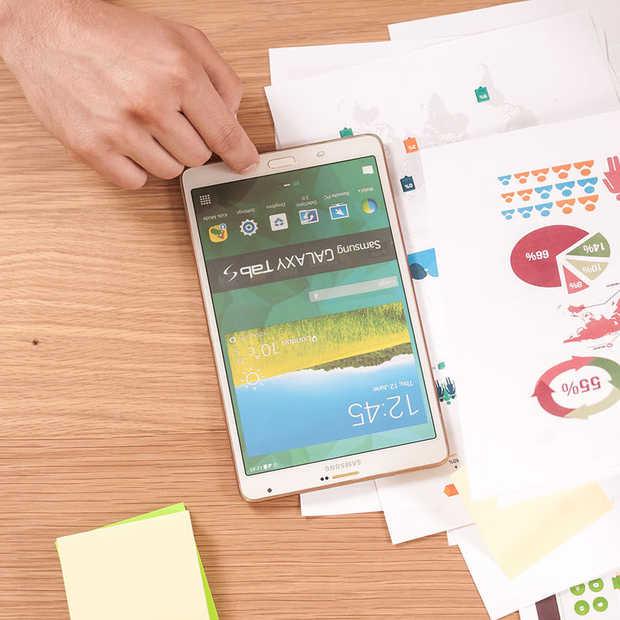 Hoe groot is die andere techgigant: Samsung [Infographic]