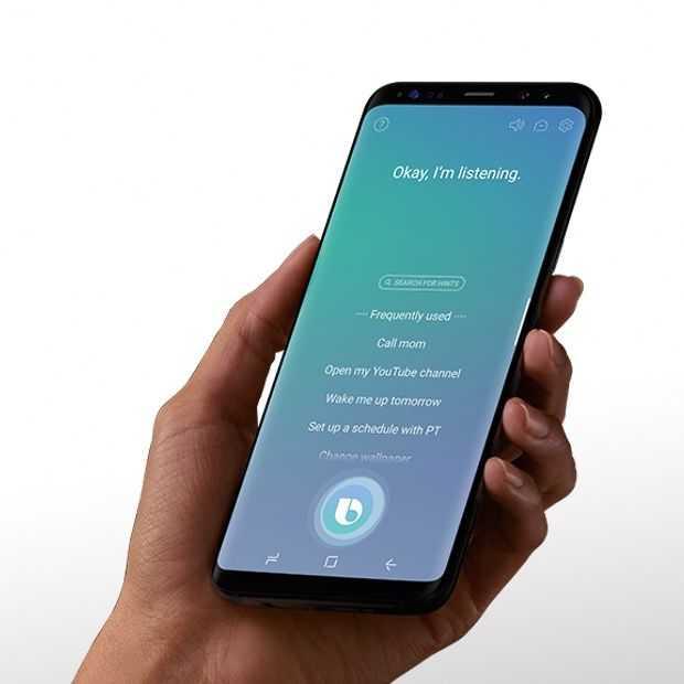 Samsung maakt Bixby eindelijk beschikbaar - maar alleen in de VS
