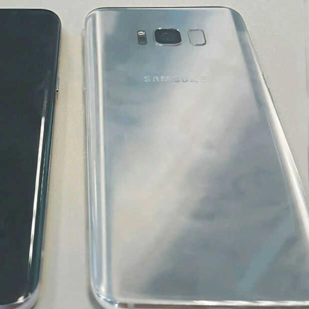 Gerucht: Dit is de Samsung Galaxy S8 op de foto