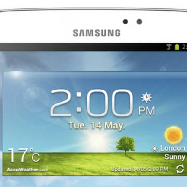 Samsung introduceert de Galaxy Tab 3