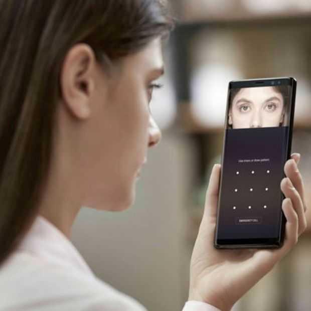 Samsung gaat vingerafdrukscan onder display kunnen maken in 2018