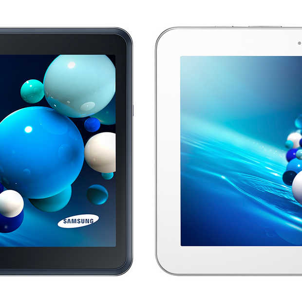 Samsung presenteert twee nieuwe Windows 8 tablets