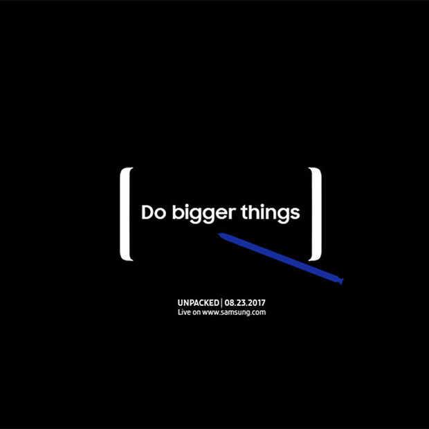 Samsung Galaxy Note 8 Unpacked in New York