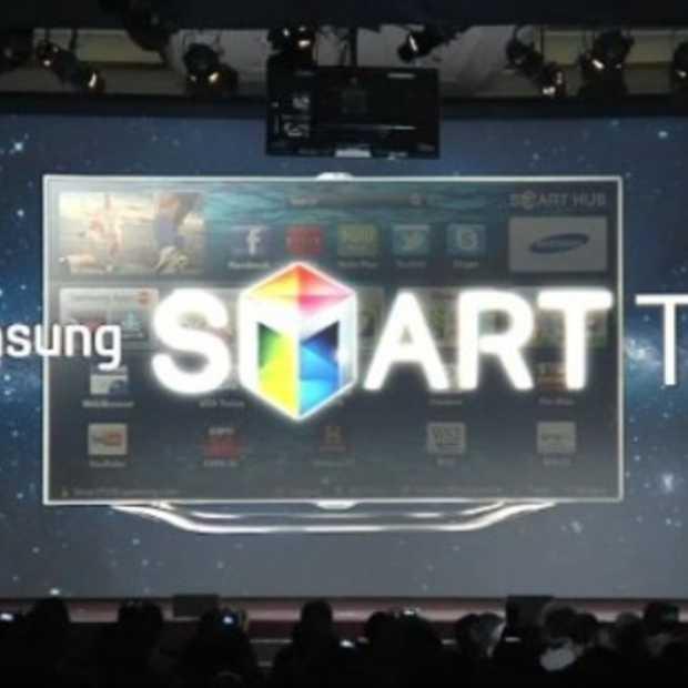 Samsung wereldprimeur : eerste TV met spraak- en gezichtsherkenning