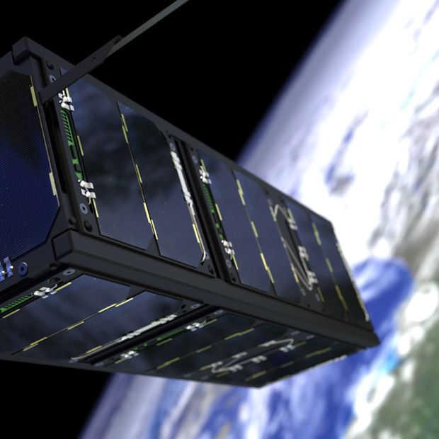 Internet of things met satellieten: Nederlandse startup doet het