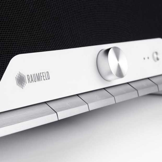 Review; Raumfeld stereospeaker One M