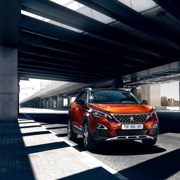 Prijzen nieuwe Peugeot 3008 SUV