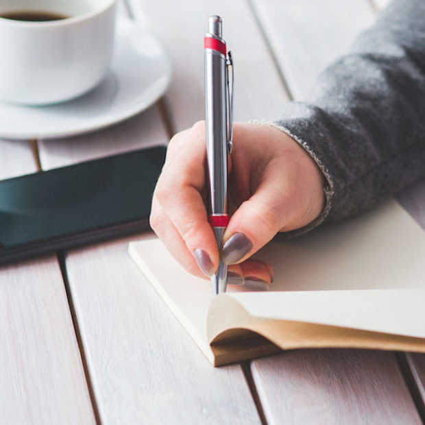 Wat je handschrift zegt over je persoonlijkheid