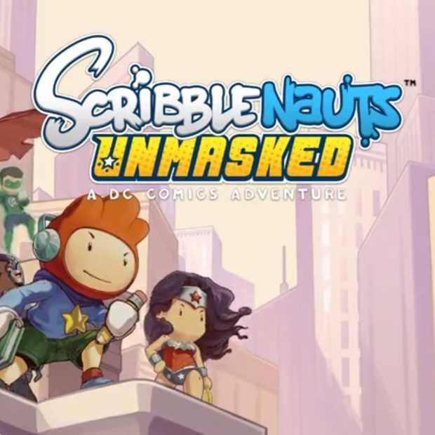 Scribblenauts Unmasked: vrolijk maar makkelijk