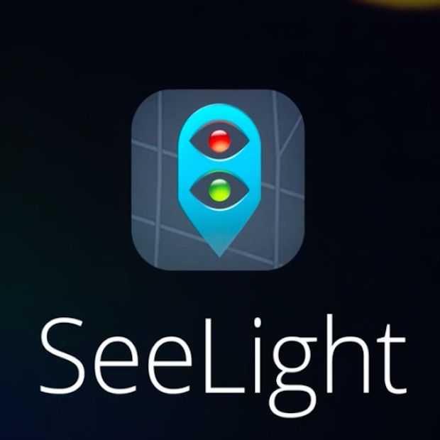 SeeLight Blind helpt blinde mensen met oversteken
