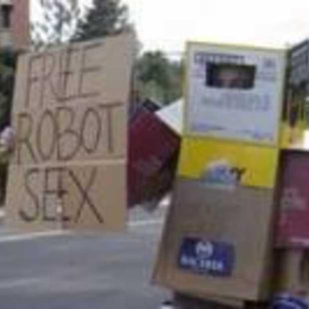 Seks met robot wordt onvermijdelijk
