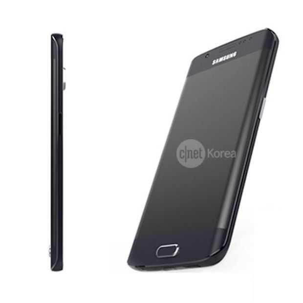 Nieuw nest met Galaxy S6 Edge afbeeldingen ontdekt