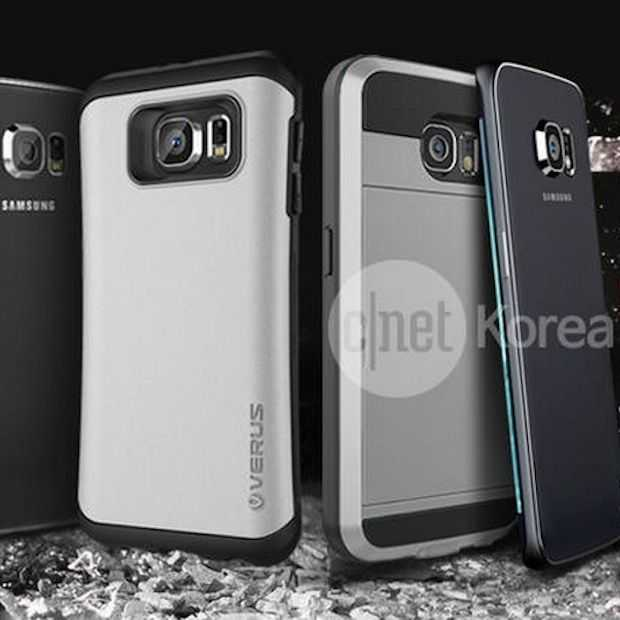 Galaxy S6 en Galaxy S6 Edge in Korea gekiekt