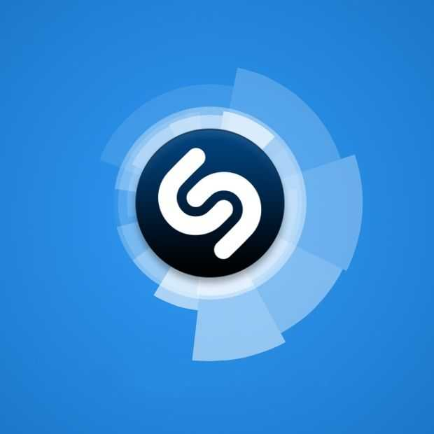 Shazam heeft 1 miljard downloads