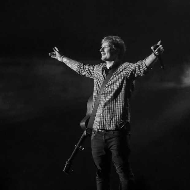 Ed Sheeran in 2014 de meest gestreamde artiest op Spotify