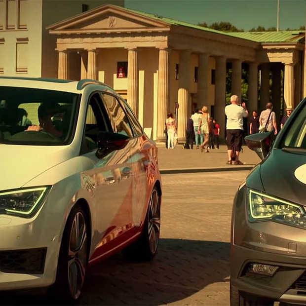 Dit was de Seat Leon - Short vs Fast Roadtrip!