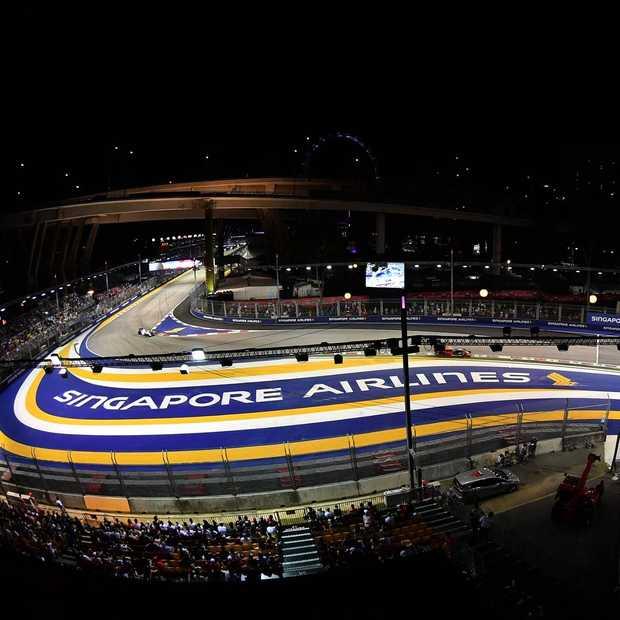 De Grand Prix van Singapore moet je een keer meemaken!