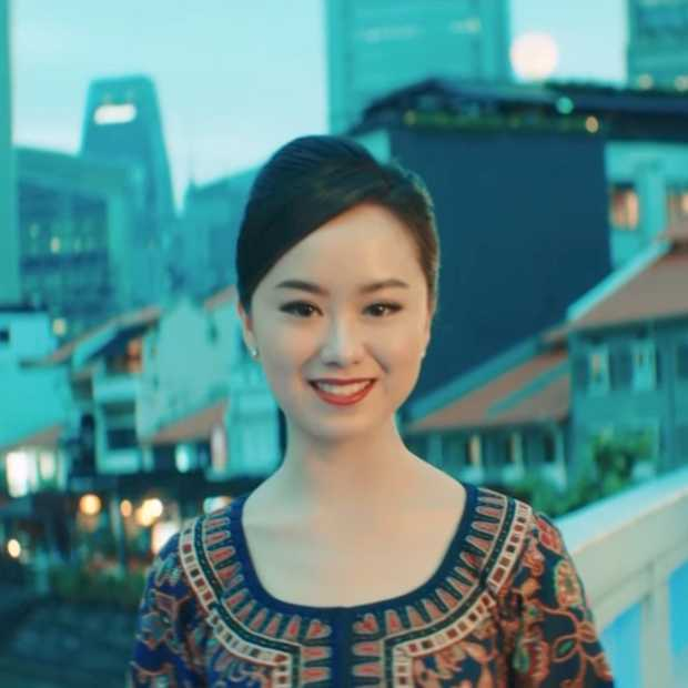 Singapore Airlines komt met een prachtige flight safety video