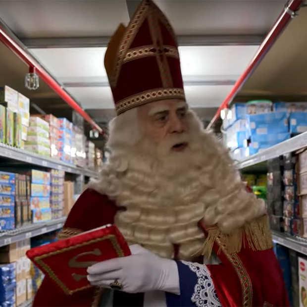 Videoclip Sinterklaas: Wie zoet is krijgt alles!