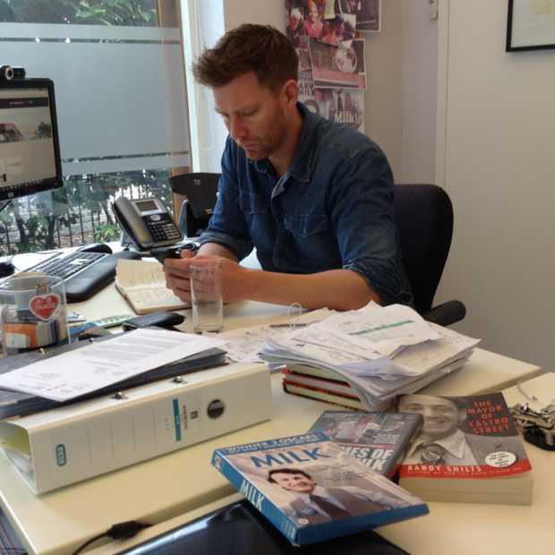 Sipke Jan Bousema: Strijder voor de Liefde [interview]