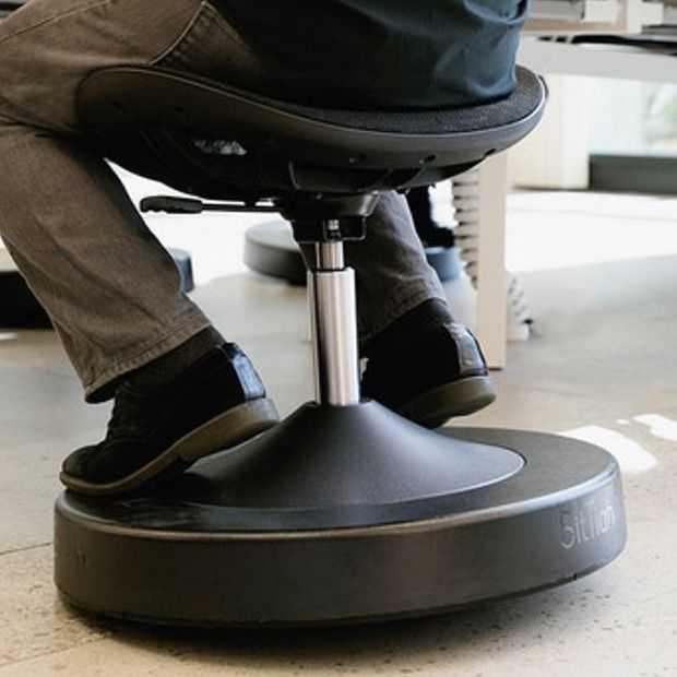 De Sit Tight-stoel zegt je fitter te kunnen maken terwijl je zit