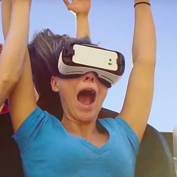 Six Flags introduceert virtual reality-achtbanen!