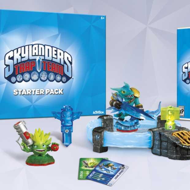 Skylanders Trap Team wil nog meer kinderen lokken