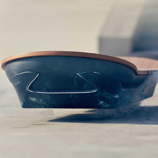 Komt er toch echt een Lexus Hoverboard?