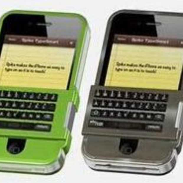 'Slimme' iPhone gadget te vinden via Kickstart