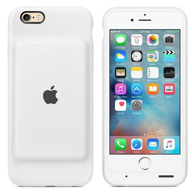 De Smart Battery Case van Apple nu voor iPhone 6(s)